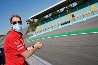 F1: Vettel unja, hogy Schumacherhez hasonlítják 1