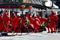 F1: Vettel búcsúzóul jól beolvasott a Ferrarinak 1