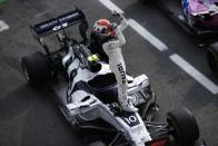 F1: Kvjat nem fél a kirúgástól 1