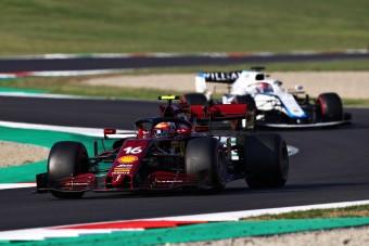 F1: Ennyi volt a Ferrari jubileumában