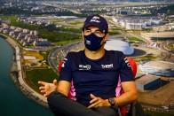 F1: Perez kibékült a csapattal 1