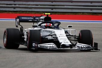 Újabb F1-es versenyző kapta el a koronavírust