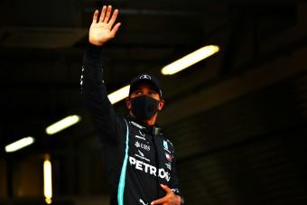 F1: Hiába a pole, Hamilton nem hisz a győzelemben