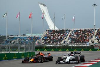 F1: Költözhet az Orosz Nagydíj