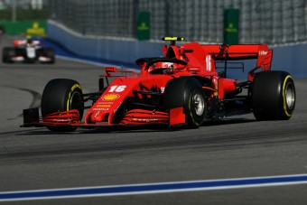 F1: Már látja a fényt a Ferrari az alagút végén?