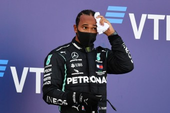 F1: A Mercedes főnöke sem ért egyet Hamilton büntetésével