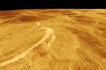 Talán élet nyomaira bukkantak a Vénusz felhőiben