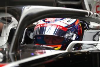 F1: Grosjean megint kihúzta a gyufát