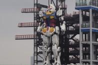 55 méter hosszú Godzillát építettek Japánban 1