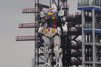 Megépítették a világ legnagyobb robotját