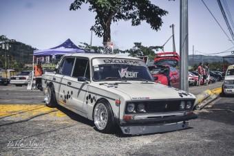 Jöjjön valami meglepő: Lada-tuning Costa Ricáról
