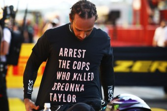 F1: Hamilton ezért most megütheti a bokáját