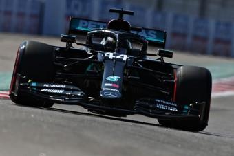 F1: Ezért vonták vissza Hamilton büntetését