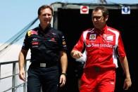 A Ferrari vétózott az F1-vezér ügyében 2
