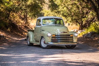 430 lóerő 70 éves Chevrolet-ben