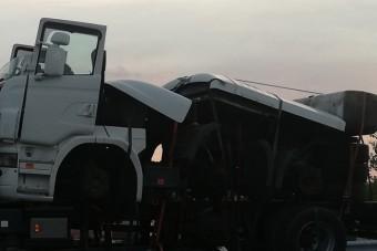 Transformerseket fogott a rendőrség az M5-ösön