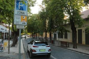 Drasztikus átalakulás a budapesti parkolásban
