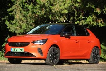 Későn ébredt az Opel, de nagyot lép a többiek után