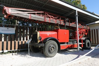 Tűzoltóautók, amikbe bármikor beülhetsz