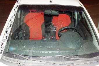 10 perc alatt elfogták a debreceni autórongálót a rendőrök