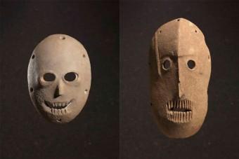 Már 9 ezer éve is hordtunk maszkot