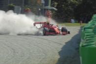F1: Vettel annyira frusztrált, hogy szóhoz sem jut 1