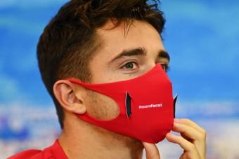 F1: Leclerc is a célkeresztbe kerülhet