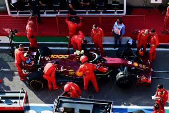 F1: Nem semmi, kit igazolt le majdnem a Ferrari