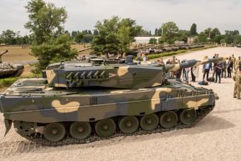 Harckocsikkal megpakolt katonai konvojra kell számítani a hazai utakon