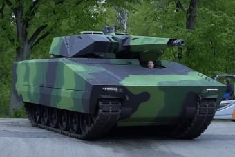 Csúcsmodern harci járművek gyártása indul Zalaegerszegen