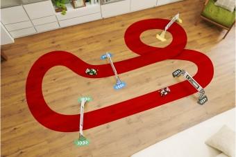 A nappalidból csinál versenypályát Super Mario