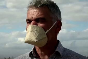 Először készülnek Európában lebomló maszkok