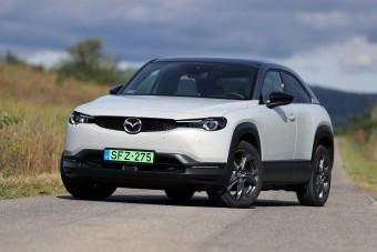 Villanymotorral is Mazda még a Mazda? - Mazda MX-30 teszt