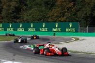 Tehetség nélkül a kis Schumi sem lehetne F1-es 1