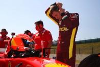 F1: Váratlant húzott a kis Schumacherrel a Ferrari 2
