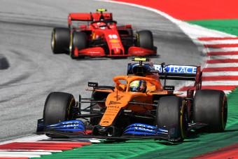 Norris: Miért sajnáljam Leclerc-t?