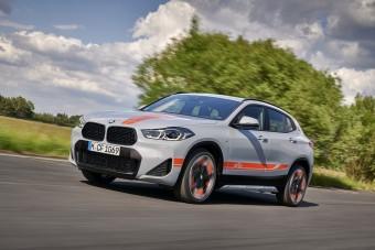 Még egy kis stílus a BMW X2-nek