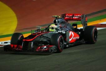 F1: Újra összeállhat Perez a McLarennel