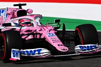 F1: Rajtbüntetés járt Räikkönen kilökéséért