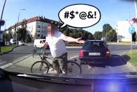 Erre a magyar autósra a rendőrök is felfigyeltek 1