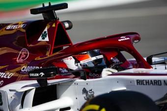 F1: Räikkönen könnyen döntött a folytatásról