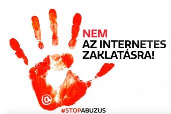 Magyar sztárok küzdenek az online zaklatás ellen