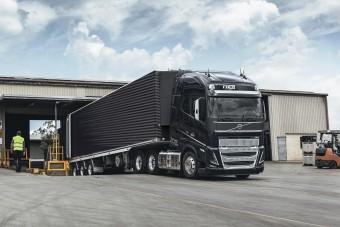 Fontos információ derült ki a Volvo új teherautóiról