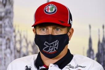 F1: Itt van Räikkönen legújabb aranyköpése