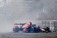 F1: Mercedes-fölény, McLaren-meglepetés Monzában 1