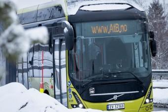 Elektromos Volvok az Északi-sarkkörön túlra