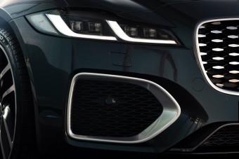 Menőbb és tisztább a Jaguar sportkombija