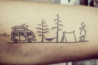 Ezt az autómárkát tetováltatják a legtöbben magukra
