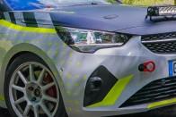 Hangszórókból süvít majd az Opel elektromos raliautója 1