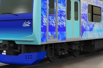 Hidrogénüzemű vonatot fejleszt Japán